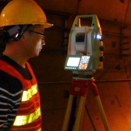渭武高速隧道监控量测、拌合站管理项目案例