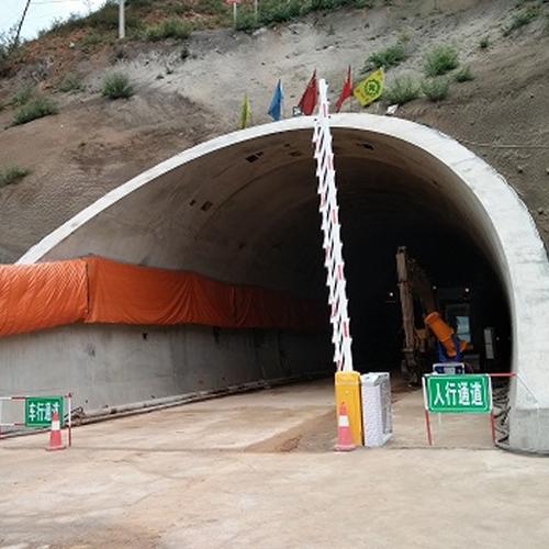 柞山高速公路安全管理系统项目案例